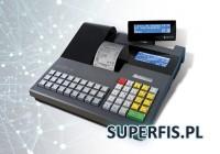 Novitus Soleo Plus E - kasa fiskalna z kopią elektroniczną