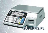 Waga z mechanizmem drukującym